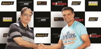Aptech signs Rahul Dravid as Global Brand Ambassador - InsideSport