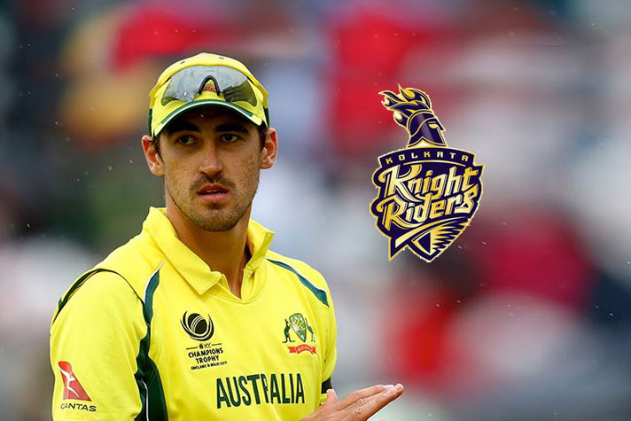 Mitchell Starc to miss IPL after suffering stress fracture