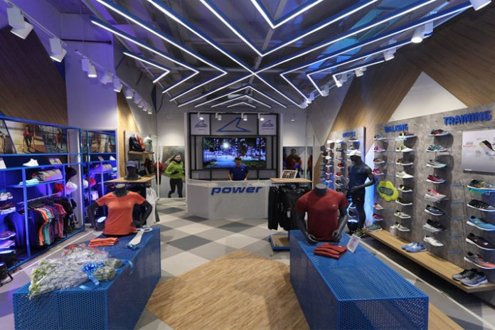 Bata brings 'Power' sportswear store to India - InsideSport