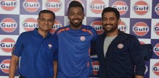 Hardik Pandya joins Dhoni as Gulf Oil brand ambassador - InsideSport