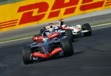 Formula 1 and DHL extend longest running partnership - InsideSport