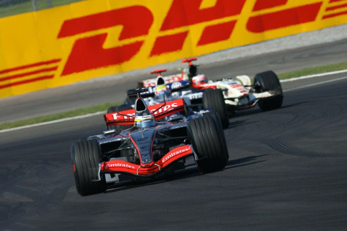 Formula 1 and DHL extend longest running partnership - InsideSport