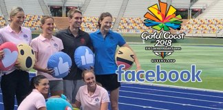Facebook official supporter of Gold Coast 2018 Commonwealth Games - InsideSport