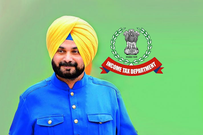 Navjot Singh Sidhu's Two bank Accounts Freezed Over Non-payment of Taxes