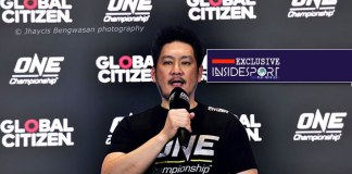 Chatri Sityodtong, One Championship Founder and CEO - InsideSport