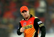IPL 2018: David Warner steps down at Sunrisers Hyderabad captain - InsideSport