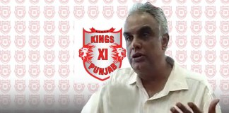 Kings XI Punjab CEO Satish Menon