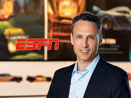 James Pitaro - ESPN - Walt Disney names James Pitaro new ESPN President - InsideSport