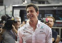 Toto Wolff, Team Principal and Head of Motorsport, Mercedes AMG Petronas F1 Team - InsideSport