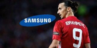 Samsung signs Zlatan Ibrahimović as brand ambassador - InsideSport