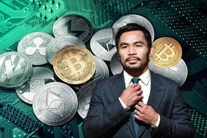 Philippines boxer Manny Pacquiao to launch his own cryptocurrency