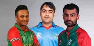 Rashid Khan, Tamim Iqbal and Shakib Al Hasan confirmed for ICC World XI - InsideSport
