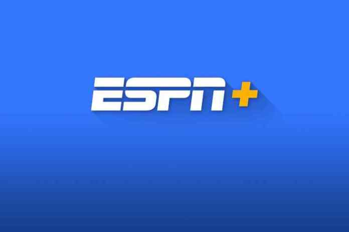 ESPN Plus US launch confirmed for April 12 - InsideSport