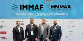 IMMAF and WMMAA have announced merge to unify the sport of MMA and strengthen its Olympic ambitions - InsideSport