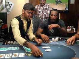 Chris Gayle: 'Super Boss' Chris Gayle promotes Adda52's Deltin Poker Tournament - InsideSport