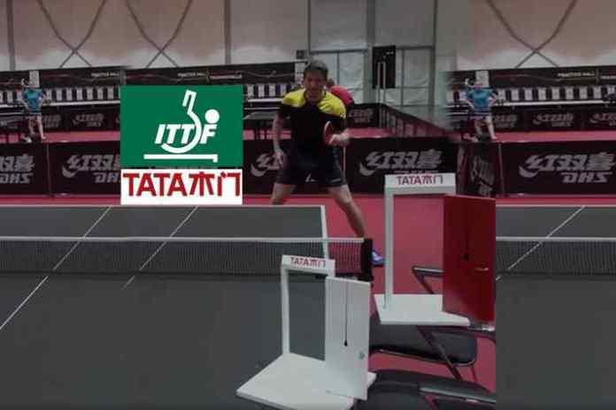 International Table Tennis Federation: ITTF inks sponsorship deal with TATA Wooden Door - InsideSport
