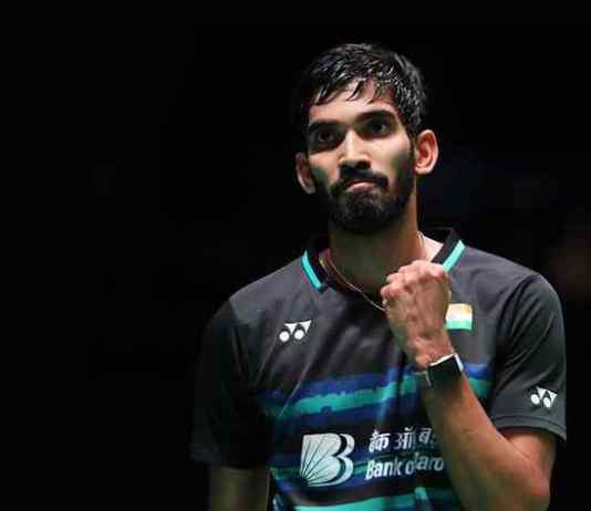 Srikanth Kidambi poised for BWF No. 1 ranking - InsideSport