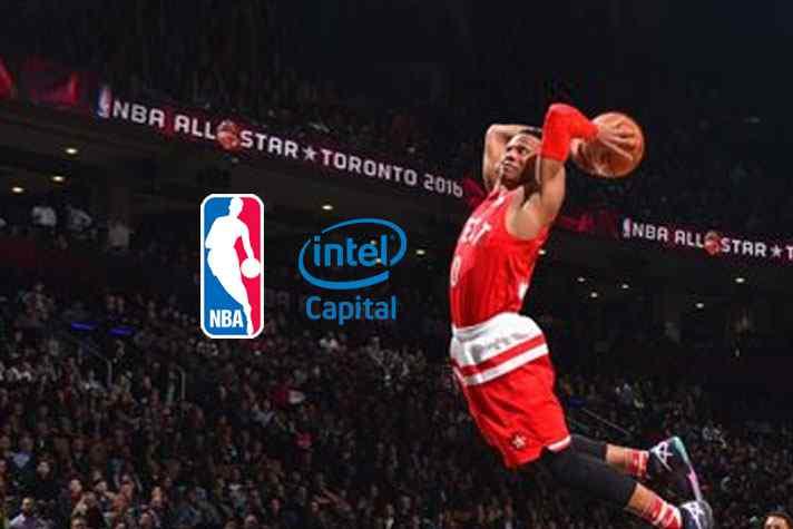 NBA, Intel Capital Launch Venture Partnership