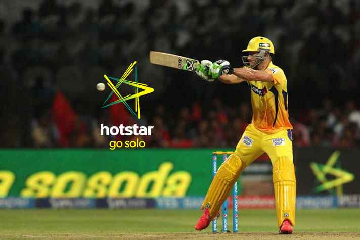 Hot star set world record of OTT viewership with 10.7 million viewers in IPL