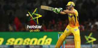 IPL 2018: 8.3 mn concurrent viewers: IPL creates world record on Hotstar - InsideSport