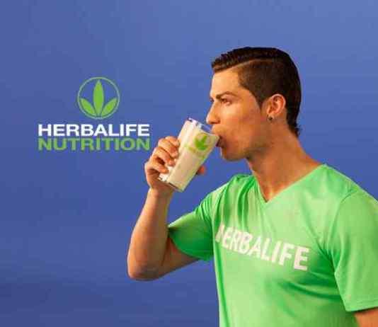 Cristiano Ronaldo Herbalife Nutrition - InsideSport