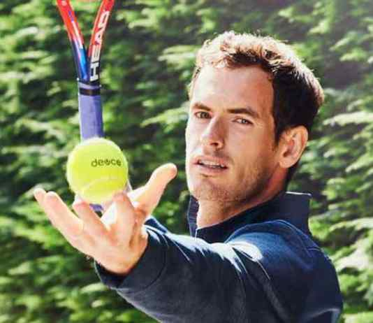 Andy Murray invests in tennis sports-tech startup 'Deuce' - InsideSport