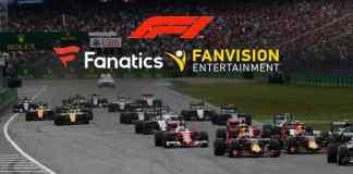 Formula 1 announces tie-ups with FanVision and Fanatics - InsideSport