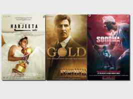 SPORTS MOVIES: A don't miss 'hat-trick' for Indian hockey - Soorma, Harjeeta, Gold - InsideSport