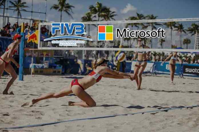 Microsoft boost for international volleyball federation (FIVB) - InsideSport