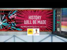 History Will Be Made: BBC's creative FIFA World Cup 2018 campaign - InsideSport