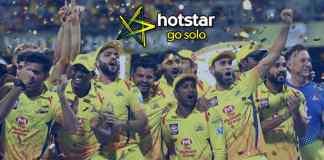 Hotstar's smashing hit with IPL 2018; releases unprecedented numbers - InsideSport