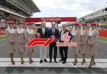 Formula 1 extends global partnership deal with Emirates - InsideSport