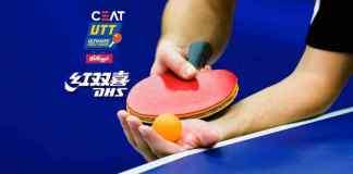 UTT inks equipment partner deal with Shanghai Double HappinessUTT inks equipment partner deal with Shanghai Double Happiness - InsideSport