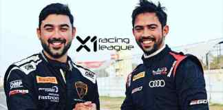 Armaan Ebrahim and Aditya Patel, International car racers and founder of X1 Racing League - InsideSport