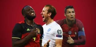 FIFA World Cup 2018 Golden Boot Contenders - InsideSport