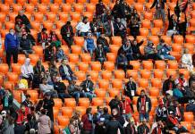 Empty stands at Egypt vs Uruguay tie on June 16 at FIFA World Cup 2018 in Russia - InsideSport