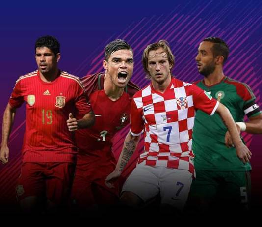 FIFA World Cup 2018: Players playing for their 'doosri country' - InsideSport