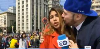 FIFA World Cup reporter sexually assaulted on live TV - InsideSport