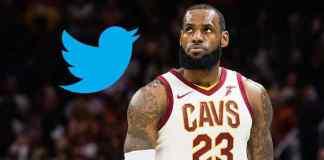 LeBron James Twitter Deal