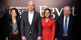 FIFA World Cup 2018: 'Egypt - Experience & Invest' first African sponsor - InsideSport