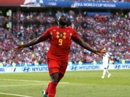 Belgium and Manchester United striker Romelu Lukaku - InsideSport