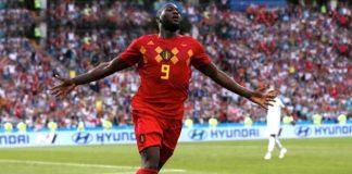 Belgium and Manchester United striker Romelu Lukaku - InsideSport