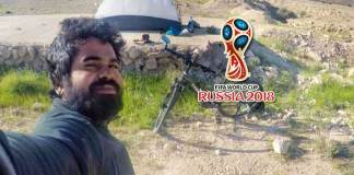 FIFA World Cup 2018: This Messi fan wheels his way from Kerala to Russia - InsideSport