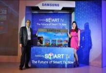 Samsung latest TV Range launch - InsideSport
