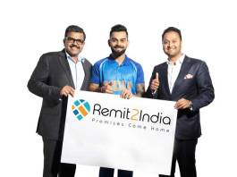 Virat Kohli - Remit2India - InsideSport