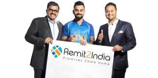 Virat Kohli - Remit2India - InsideSport