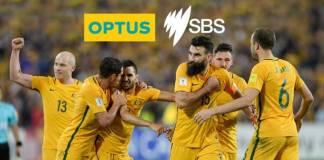 Australian Football Team - InsideSport
