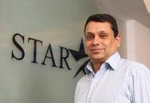 Star India Chairman and CEO Uday Shankar