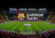 Barcelona signs Goldman Sachs to secure funding for Camp Nou revamp