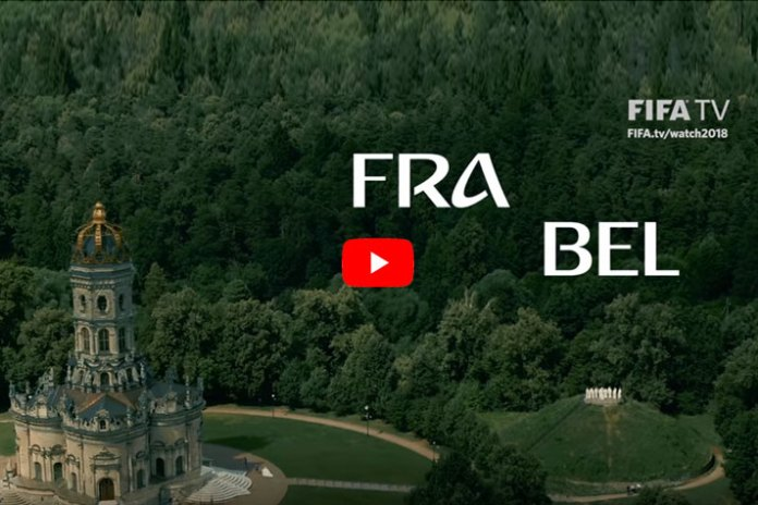 France-Belgium match,World Cup 2018,FIFA,France-Belgium,final
